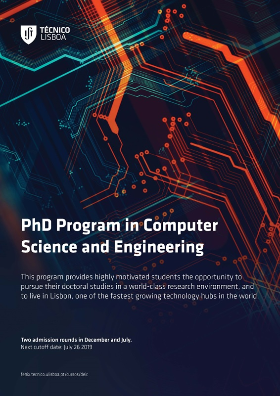 Página inicial · PhD in Computer Science and Engineering