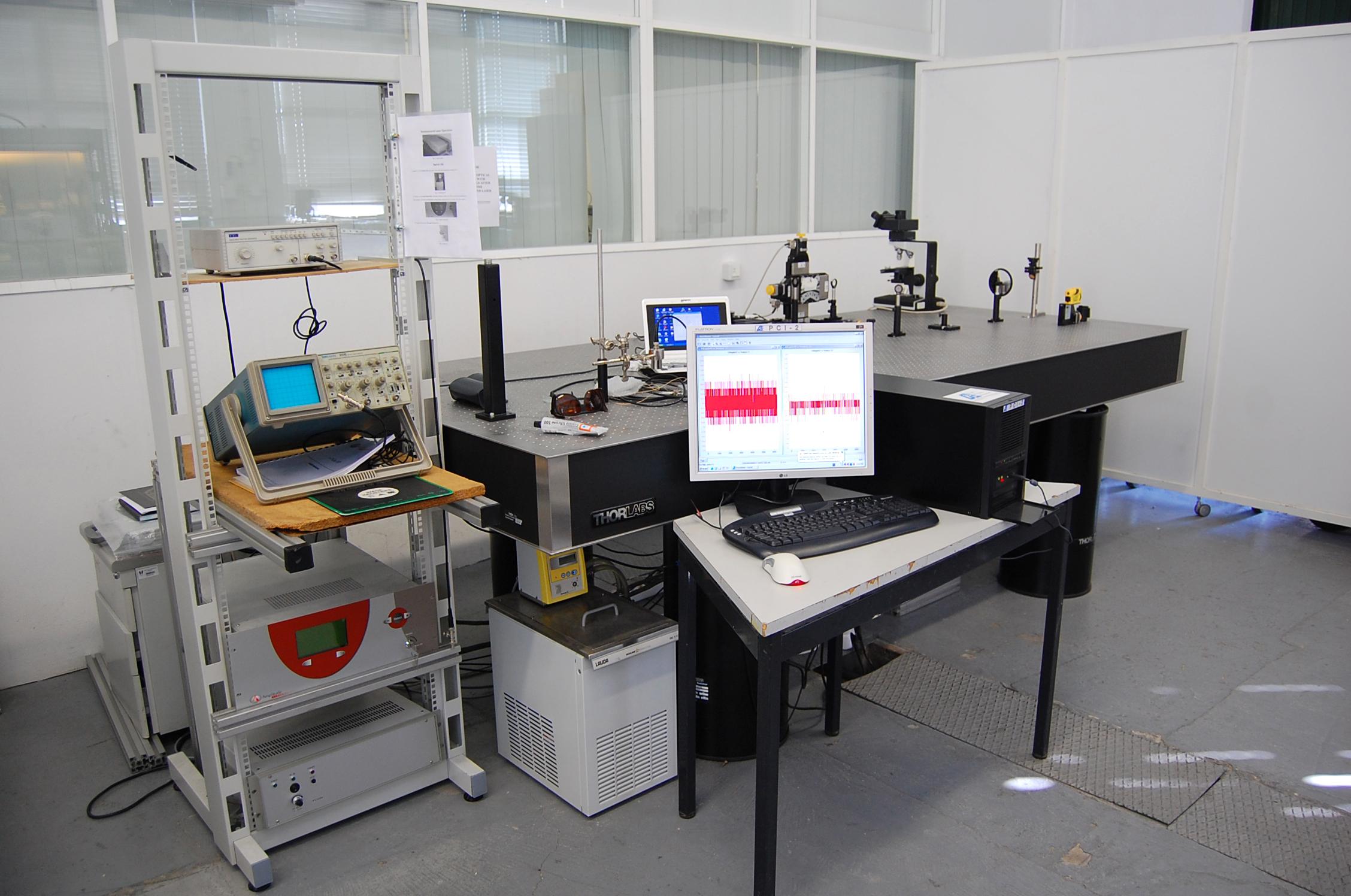 Laser Materials Processing · IST - Nanotecnologia e Materiais